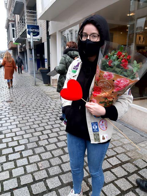 Unie der Handelaars Ronse - Valentijn
