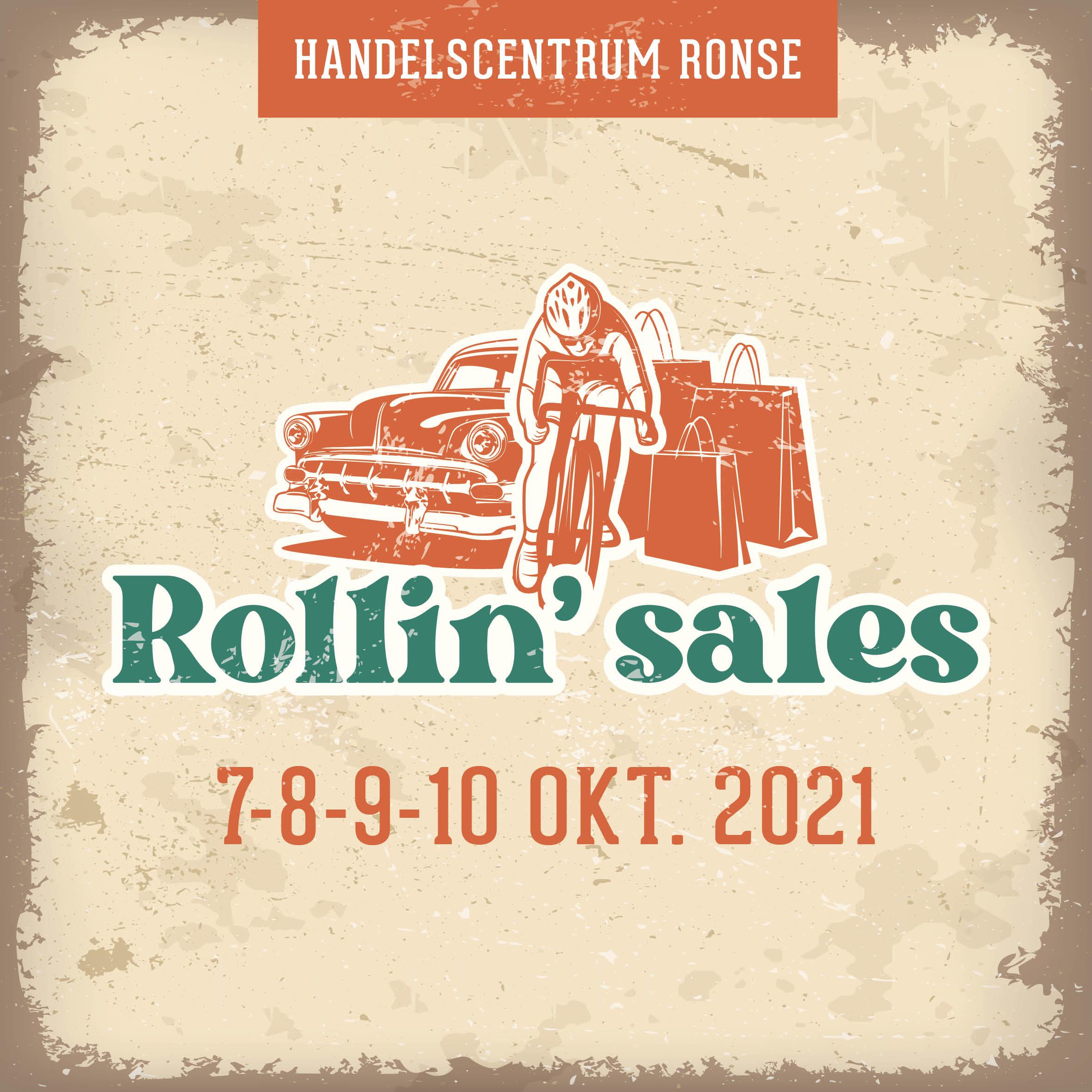 Rollin' sales